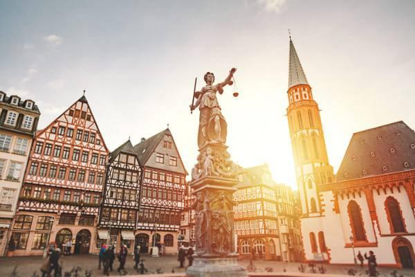 Visitare Francoforte